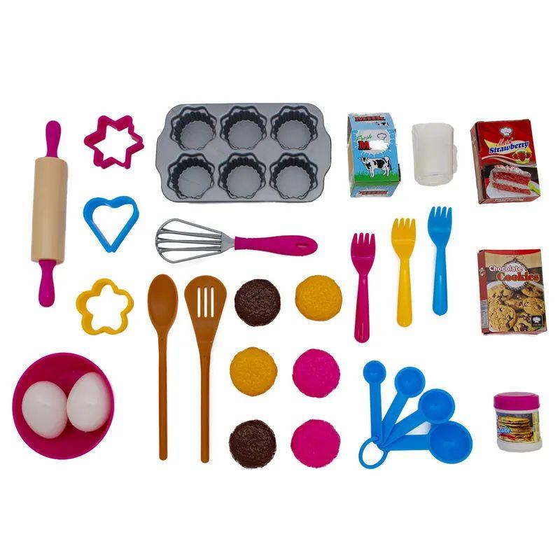 Kit Assando Bolinhos Tá na Mesa 36904 Toyng