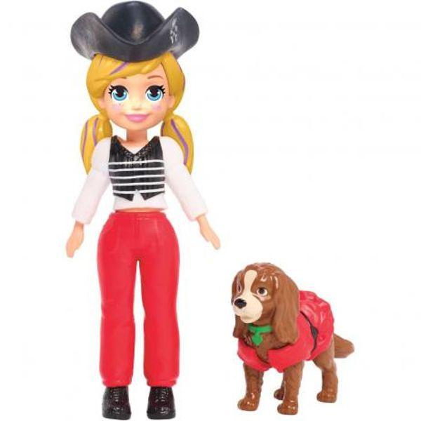 Kit Cachorro Fantasias Combinadas Polly Pocket GDM15 Mattel