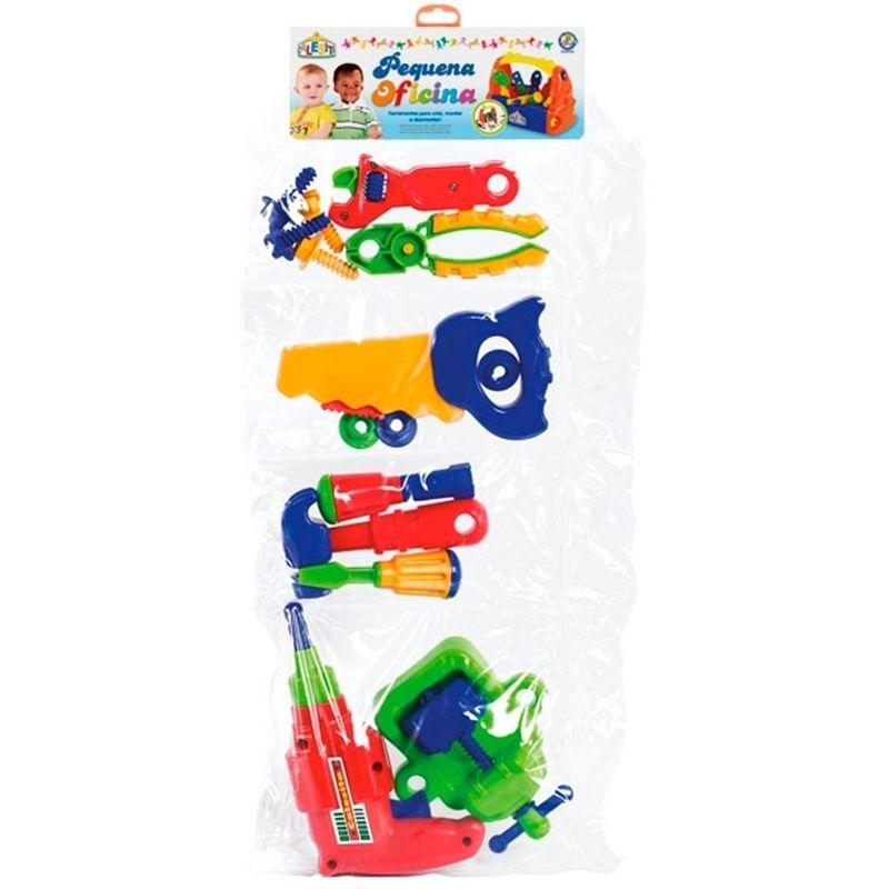 Kit Ferramentas Completo Colorido Sortido 457 Calesita