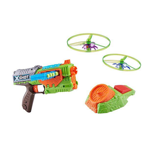 Lançador de Dardos Bug Attack Flying Swarm Seeker 5543 Candide