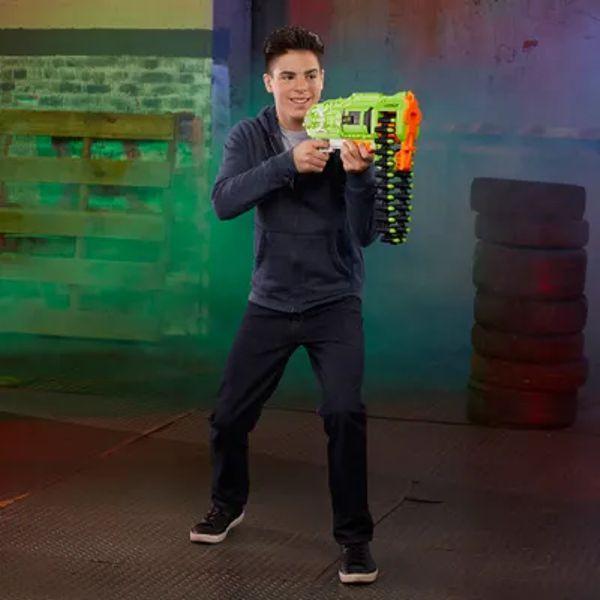 Lançador de Dardos NERF Zombie Strike Ripchain E2156 Hasbro
