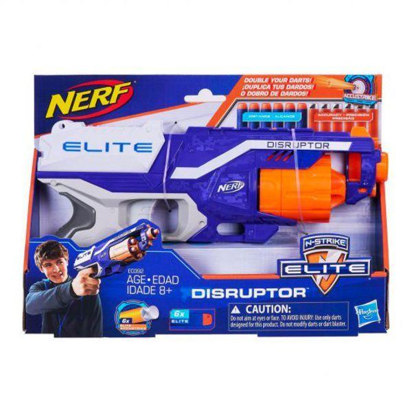 Lançador de Dardos NERF Elite Disruptor E0392 Hasbro
