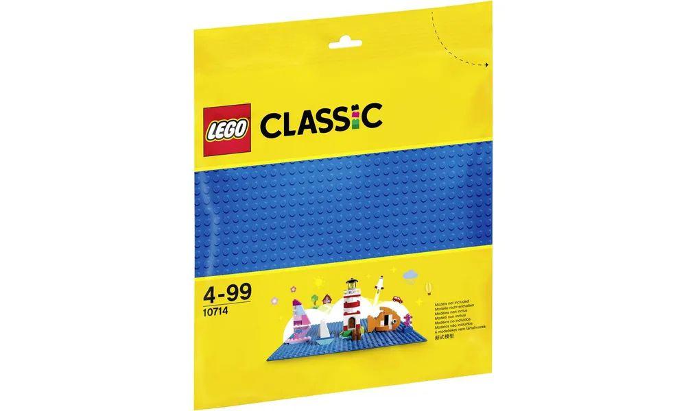 Lego Classic Base de Construção Azul 10714 Lego