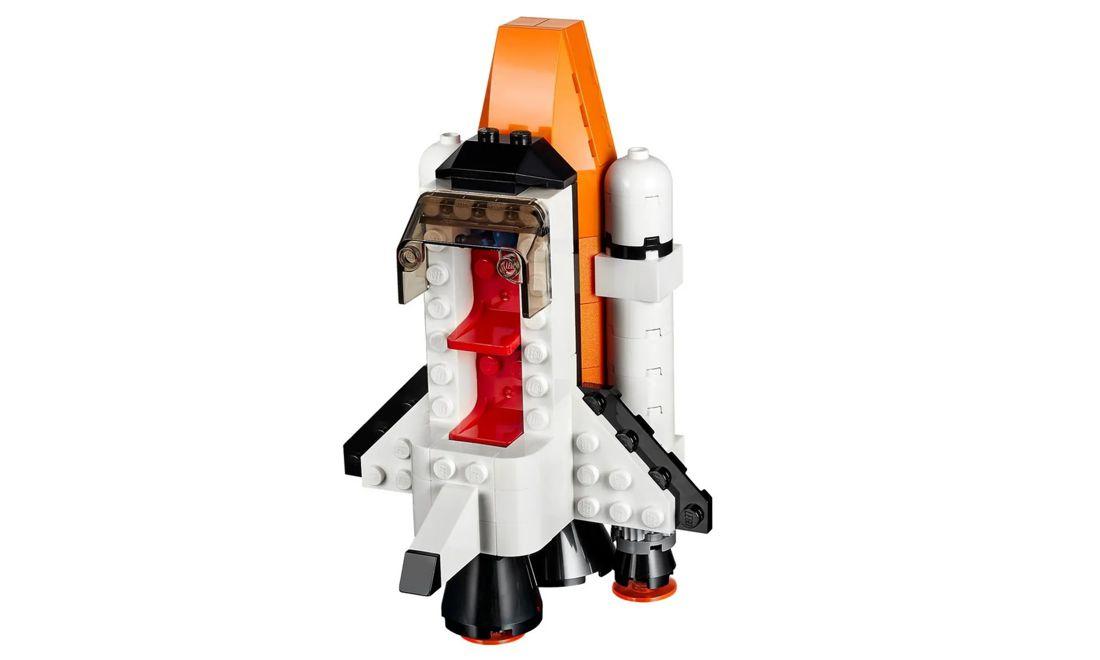 Lego Classic Missão em Marte 871 Peças 10405 Lego