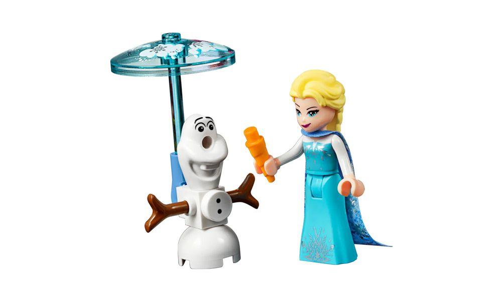 Lego Disney A Aventura da Elsa no Mercado 125 Peças 41155 L.ego