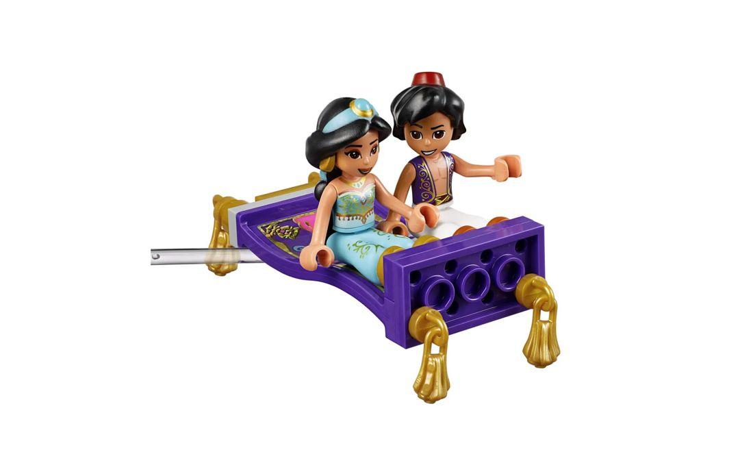 Lego Disney Palácio de Aladdin e Jasmine 193 Peças 41161 Lego