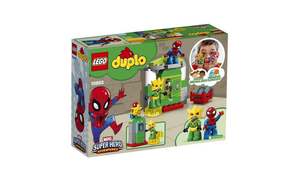 Lego Duplo Homem-Aranha Versus Electro 29 Peças 10893 Lego