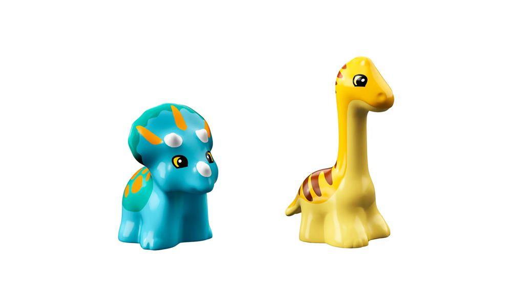 Lego Duplo Zoológico de Gigantes Mansos 24 Peças 10879 Lego
