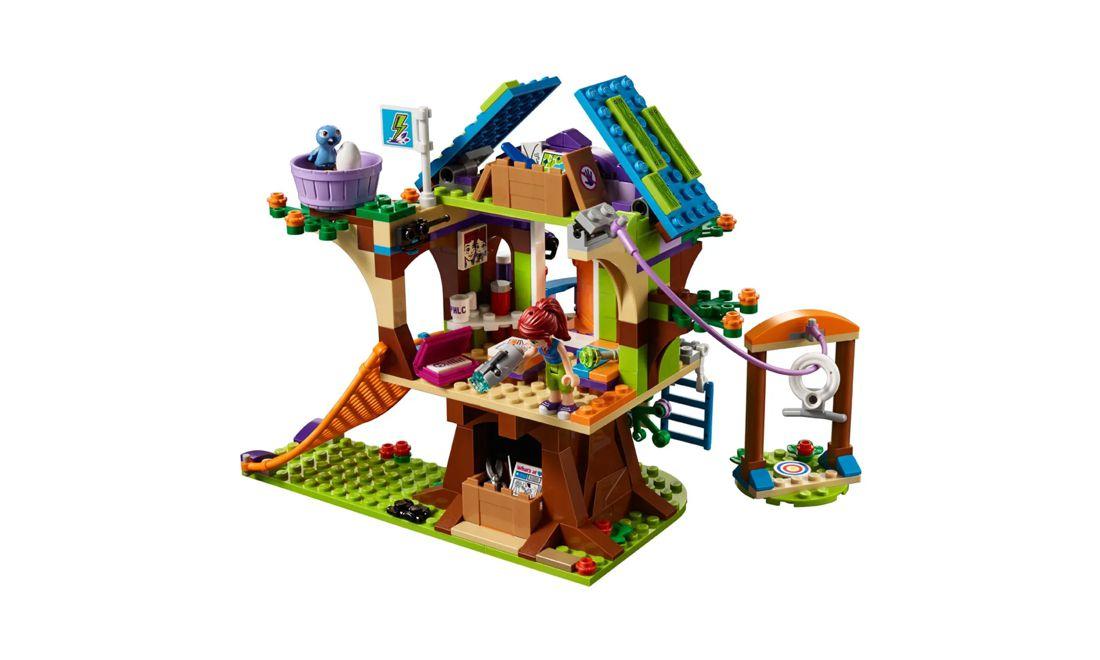 Lego Friends A Casa da Árvore da Mia 351 Peças 41335 Lego