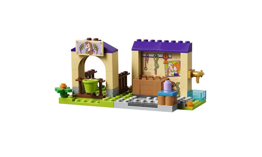 Lego Friends Estábulo da Mia 118 Peças 41361 Lego