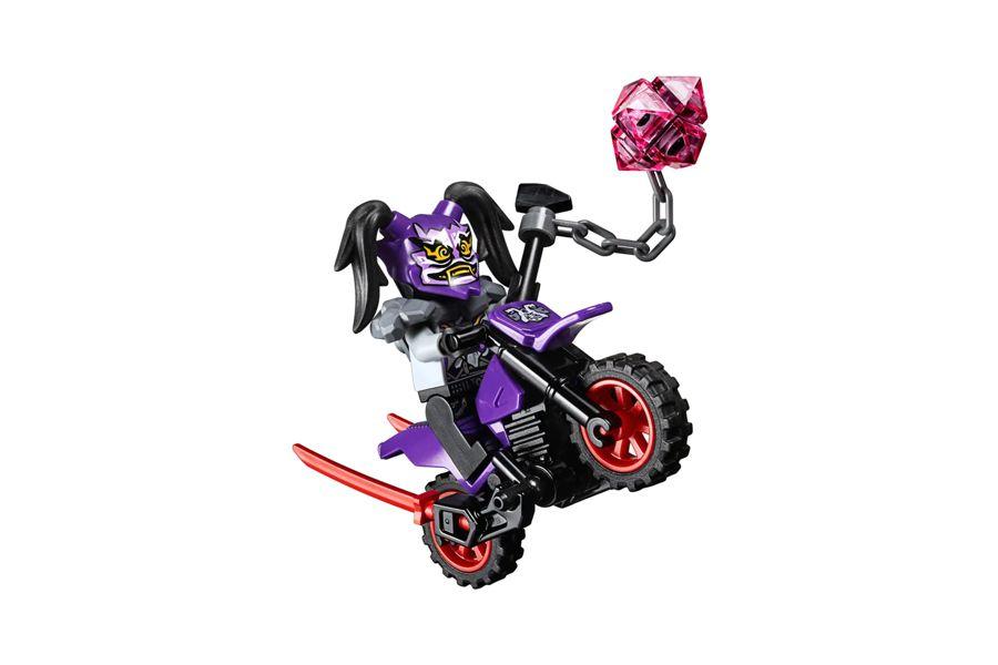 Lego Ninjago Ninja Noturno 552 Peças 70641 Lego