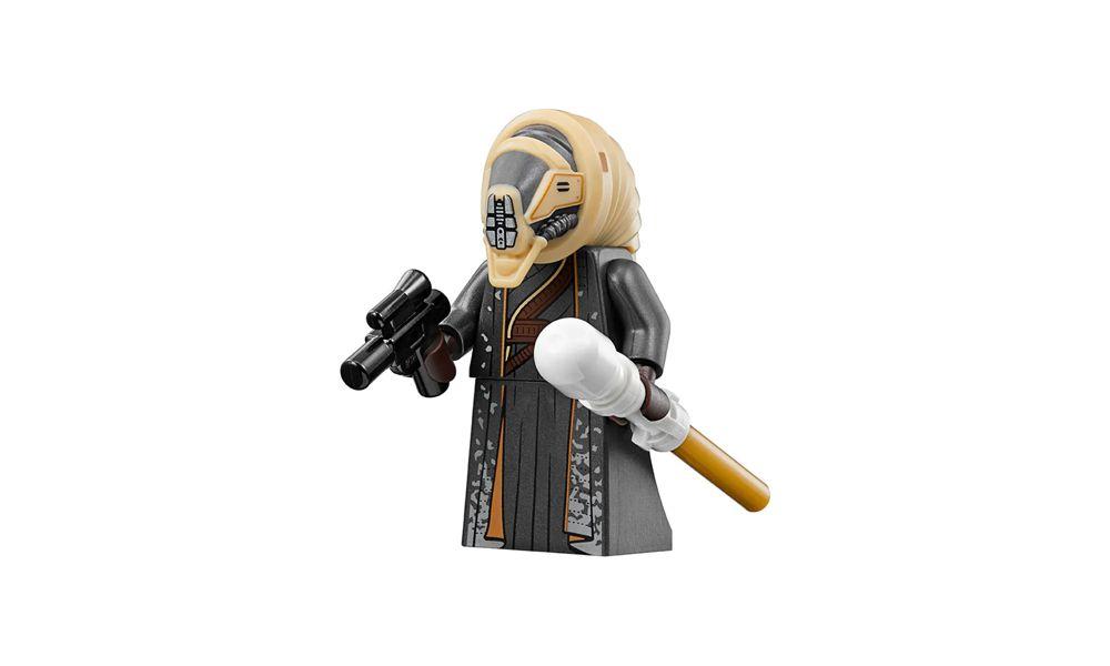 Lego Star Wars O Landspeeder de Moloch 464 Peças 75210 Lego