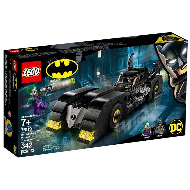 Lego Super Heroes Batmobile: Perseguição do Joker 76119