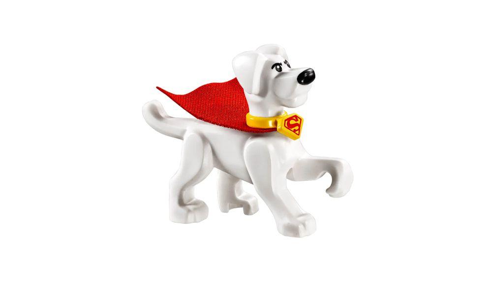 Lego Super Heroes Superman & Krypto 199 Peças 76096 Lego