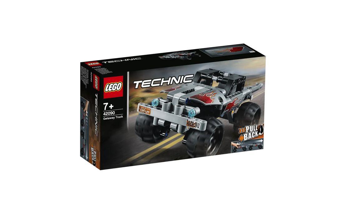 Lego Technic Caminhão de Fuga 128 Peças 42090 Lego