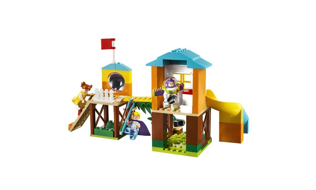 Lego Toy Story Aventura no Recreio do Buzz e Betty 139 Peças 10768 Lego