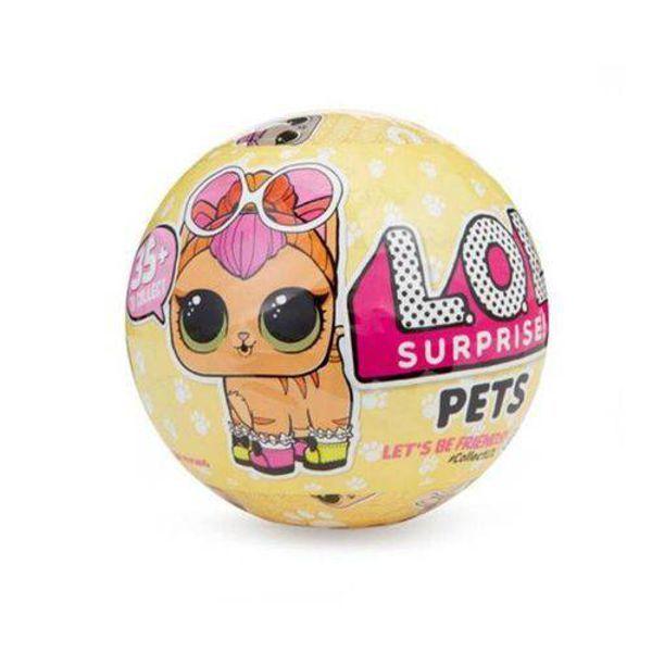 LOL 7 Surpresas Pets Série Eye Spy 8905 Candide