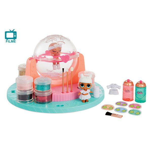 LOL Surprise DIY Glitter Station Factory 8924 Candide