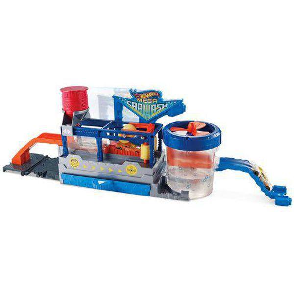 Mega Lava Rápido Hot Wheels FTB66 Mattel