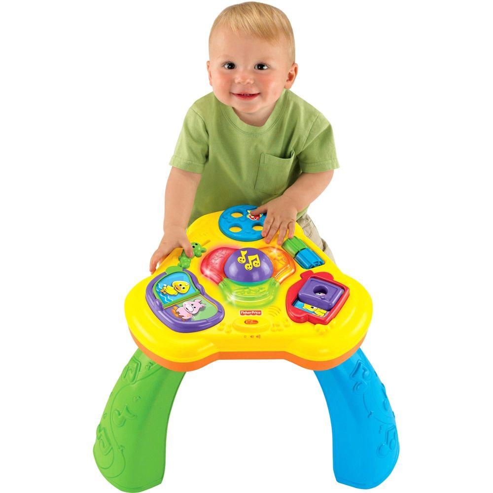 Mesa de Atividades Divertida Fisher Price R7871 Mattel