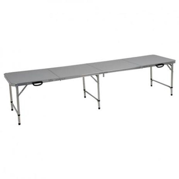 Mesa Dobrável Aluminio Brisa 3413 Mor