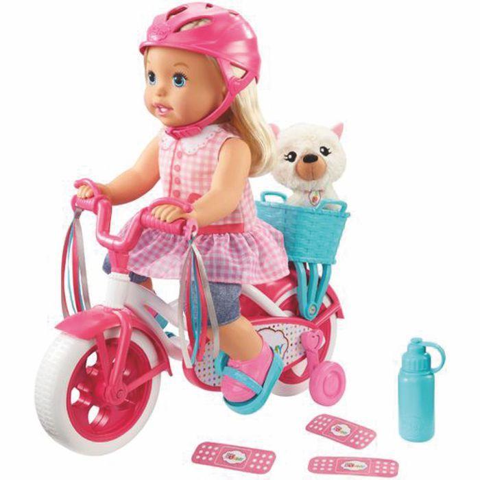 Meu Primeiro Passeio Little Mommy FCN11 Mattel