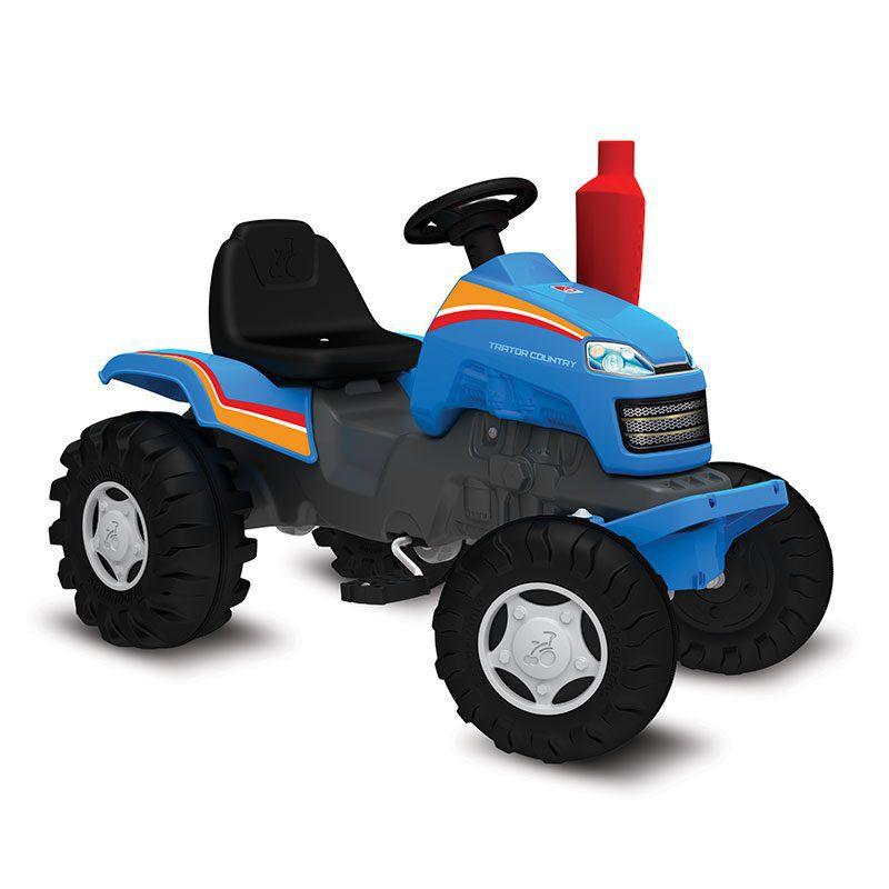 Mini Veículo Trator Country 407 Bandeirante