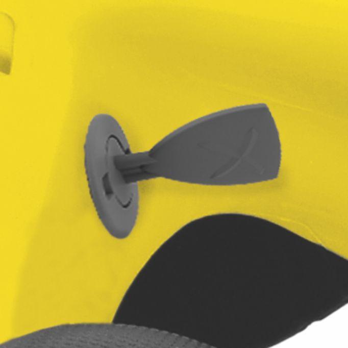 Moto Balanço Amarela 0971.0 Xalingo