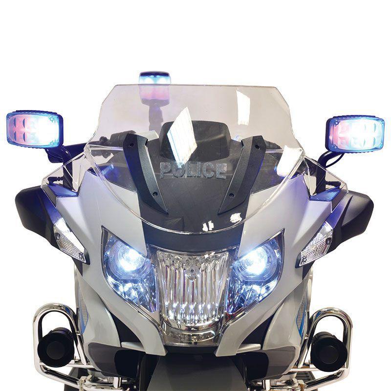 Moto Elétrica Policia Bmw 12V 2620 Bandeirante