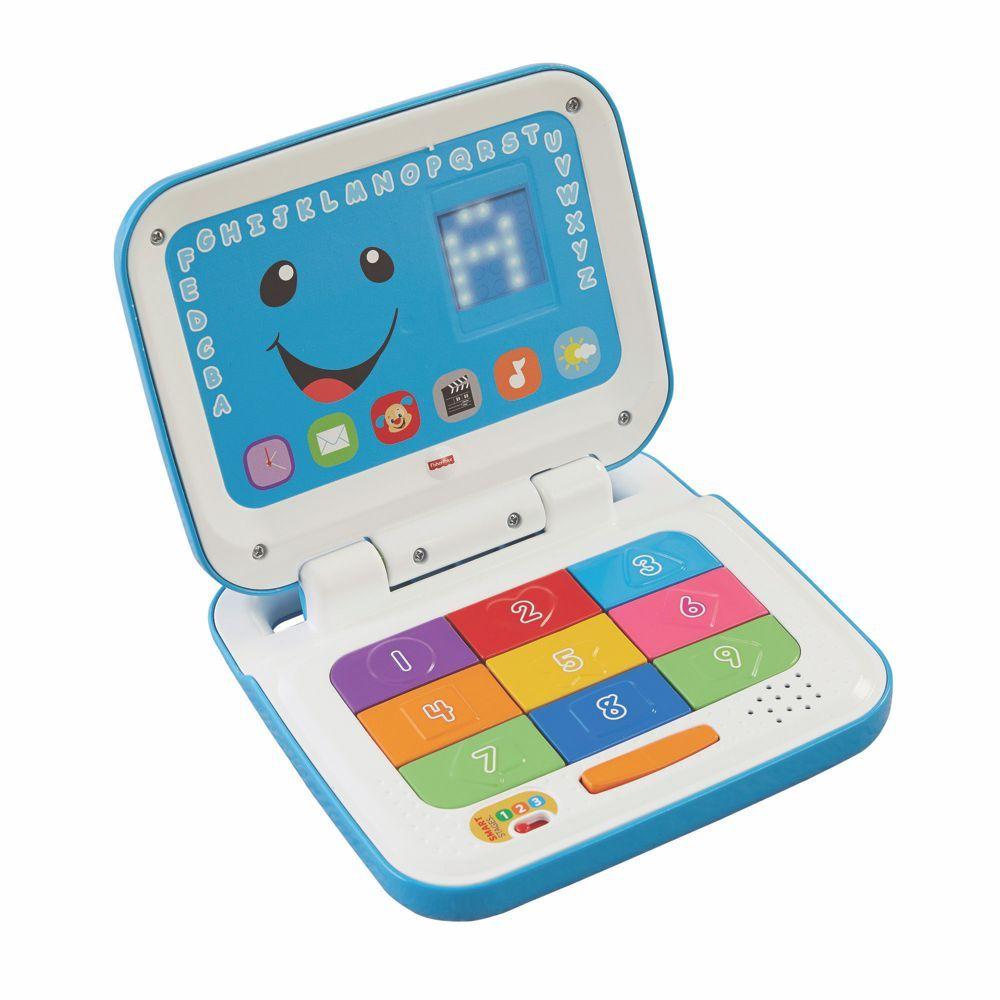Novo Laptop Aprender e Brincar Fisher Price CFP19 Mattel