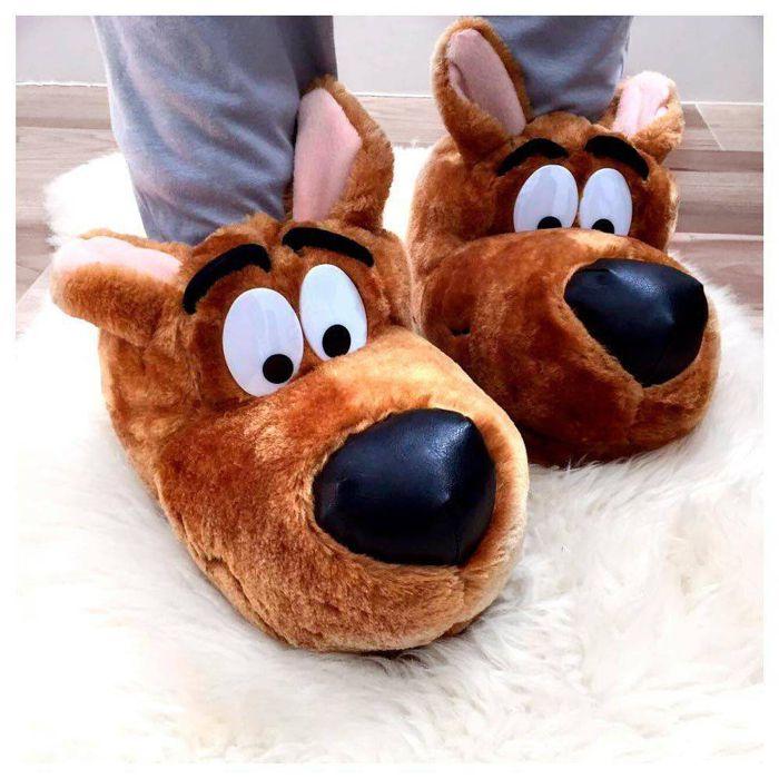 Pantufa 3D Scooby Doo 28/30 116350 Ricsen