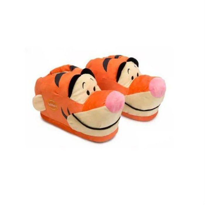 Pantufa 3D Tigrão 37/39 119143 Ricsen