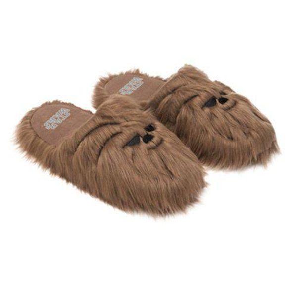 Pantufa Chinelo 3D Star Wars Chewbacca 43/44 139033 Ricsen