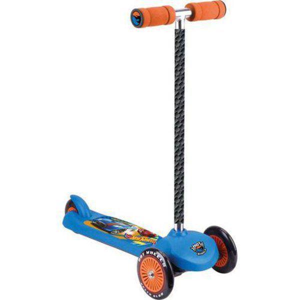 Patinete Radical Tri 3 Rodas Hot Wheels Fun 81448