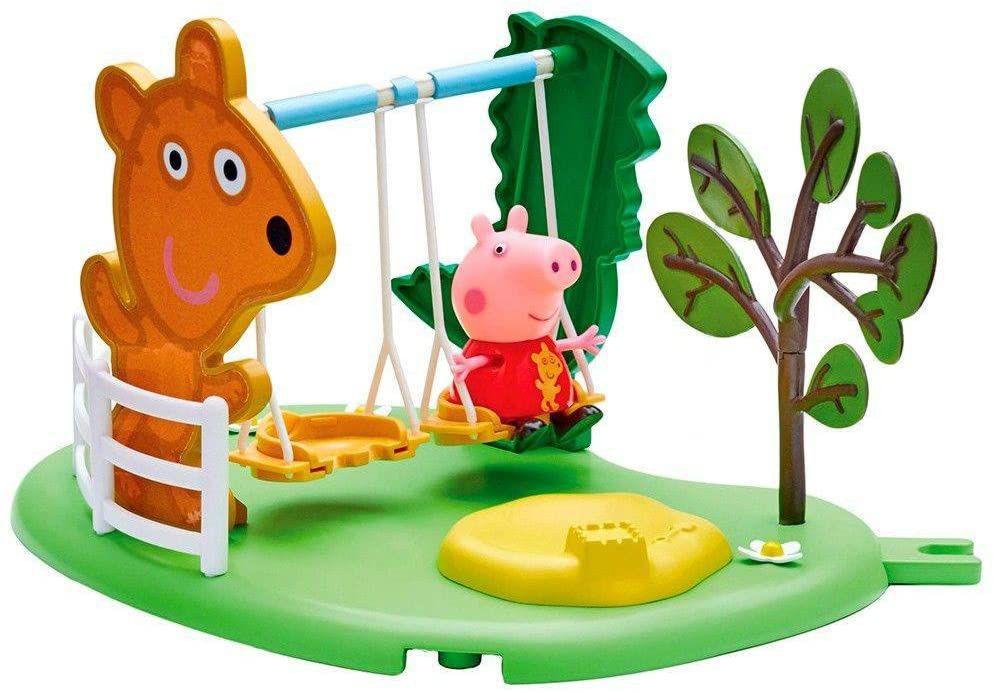 Peppa Pig Hora de Brincar Balanço 4205 DTC