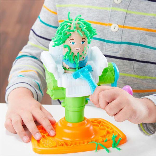 Play-Doh Barbearia Divertida E2930 Hasbro