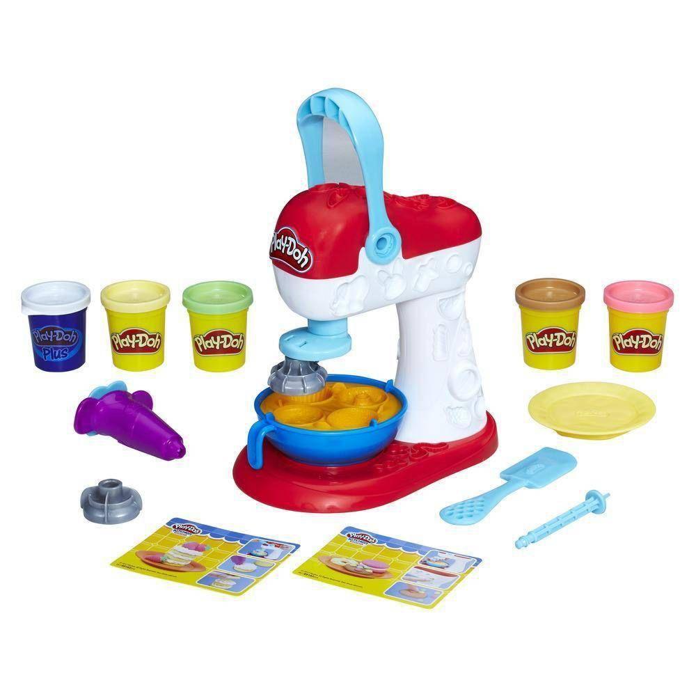 Batedeira de Cupcakes Play-Doh E0102 Hasbro