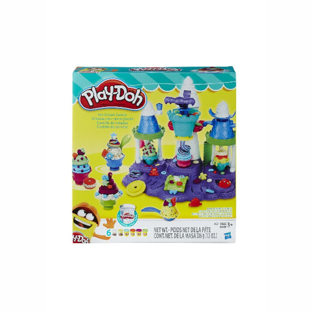 Play Doh Castelo do Sorvete B5523 Hasbro