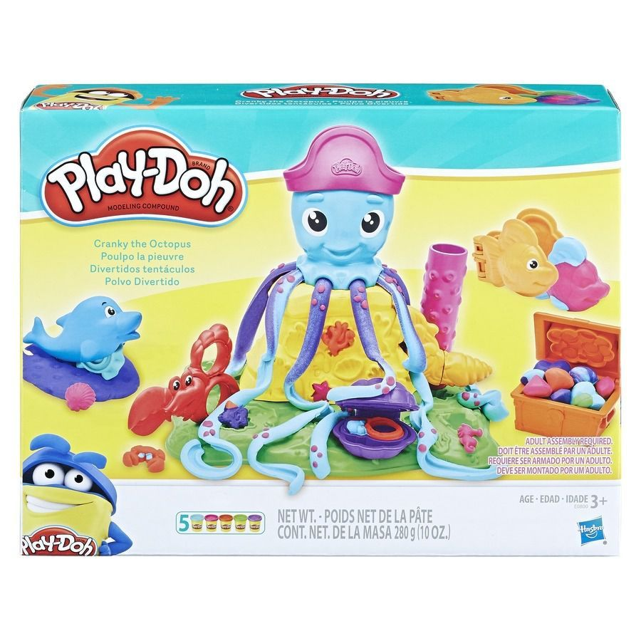 Play-Doh Polvo Divertido E0800 Hasbro