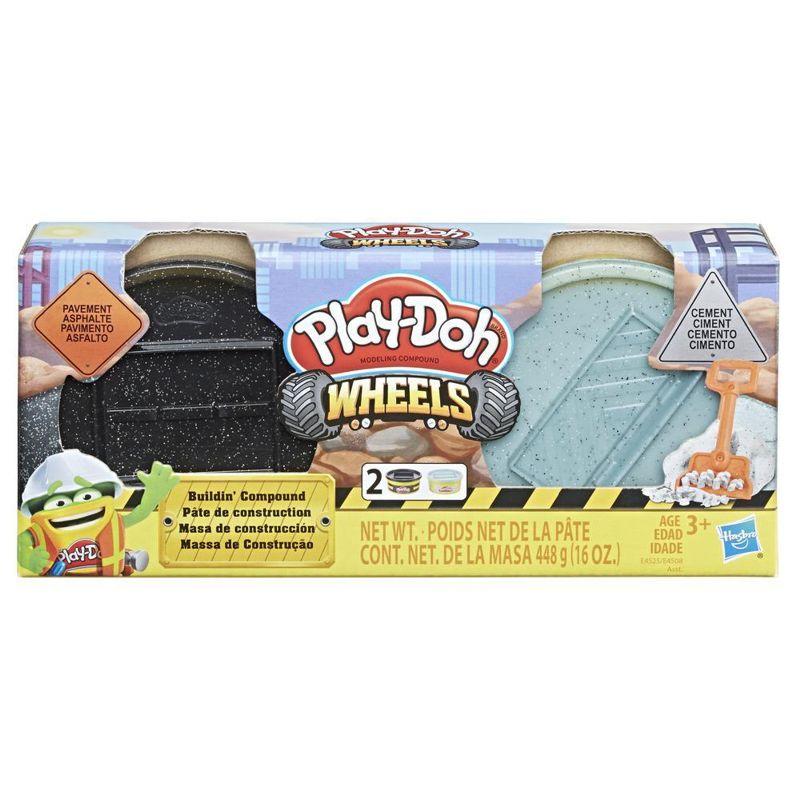 Play-Doh Wheels Massa de Construção Sortido E4508 Hasbro