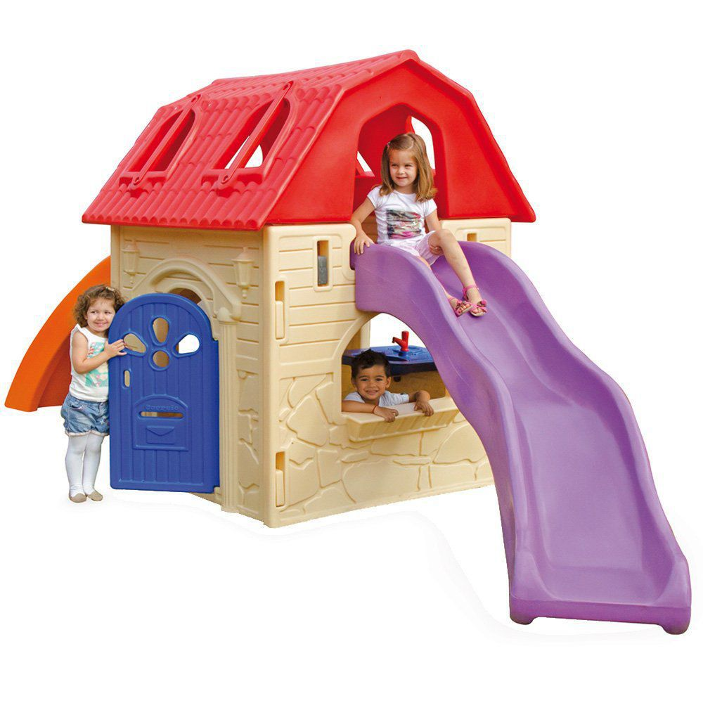 Playground Play House 2 Andares 0994.3 Xalingo