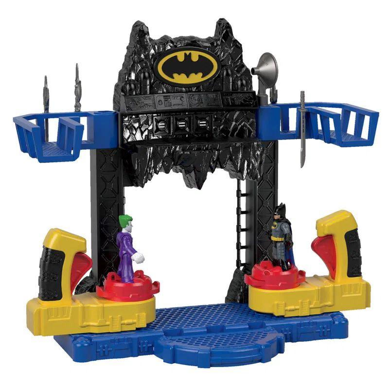 Playset Imaginext Batalha na Batcaverna FKW12 Mattel