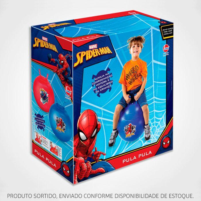 Pula Pula Marvel Spider Man Sortido 530 Lider