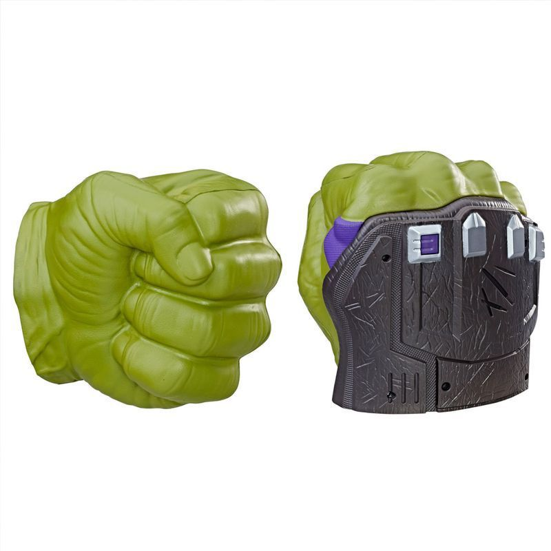 Punhos Hulk com Som Marvel B9974 Hasbro