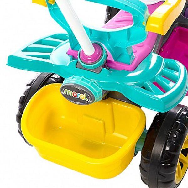 Quadriciclo Passeio Menina 3111 Maral