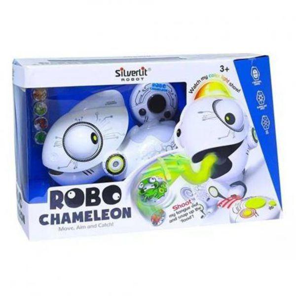 Robô Camaleão com Controle Remoto 4797 DTC