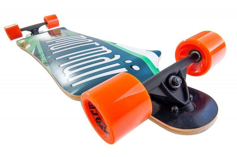 Skate Free Longboard Mormaii 500100 Belfix