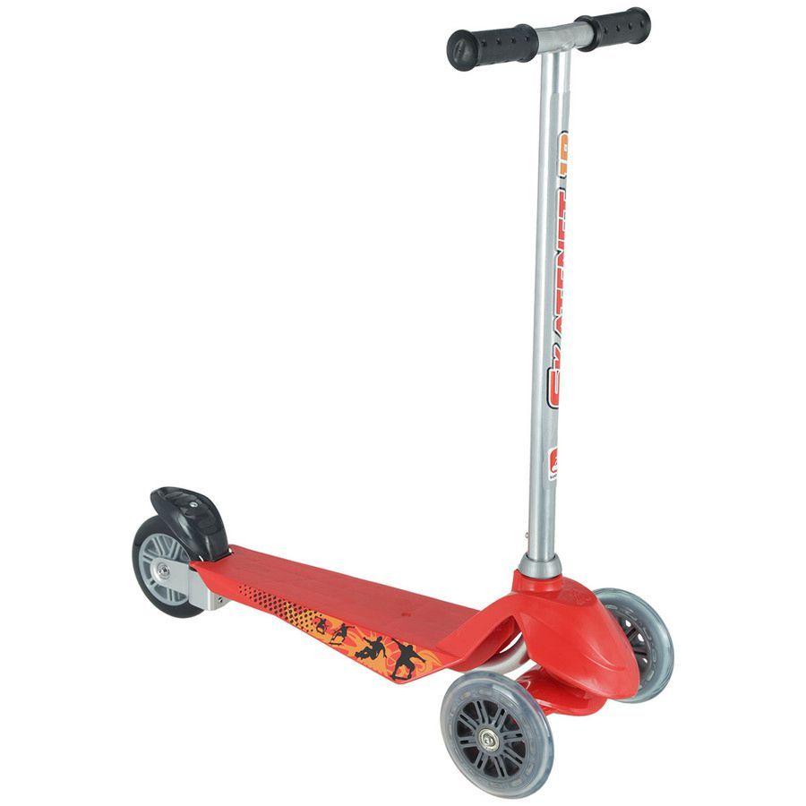Skatenet Infantil Vermelho 348 Bandeirante