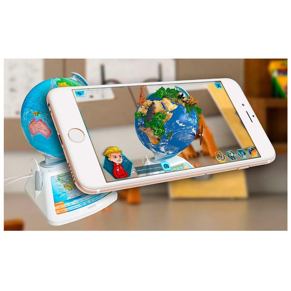 Smart Globo Oregon com Realidade Aumentada 8277-5 Fun