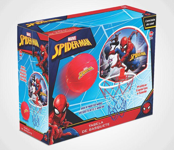 Tabela de Basquete Marvel Spider Man 2048 Lider